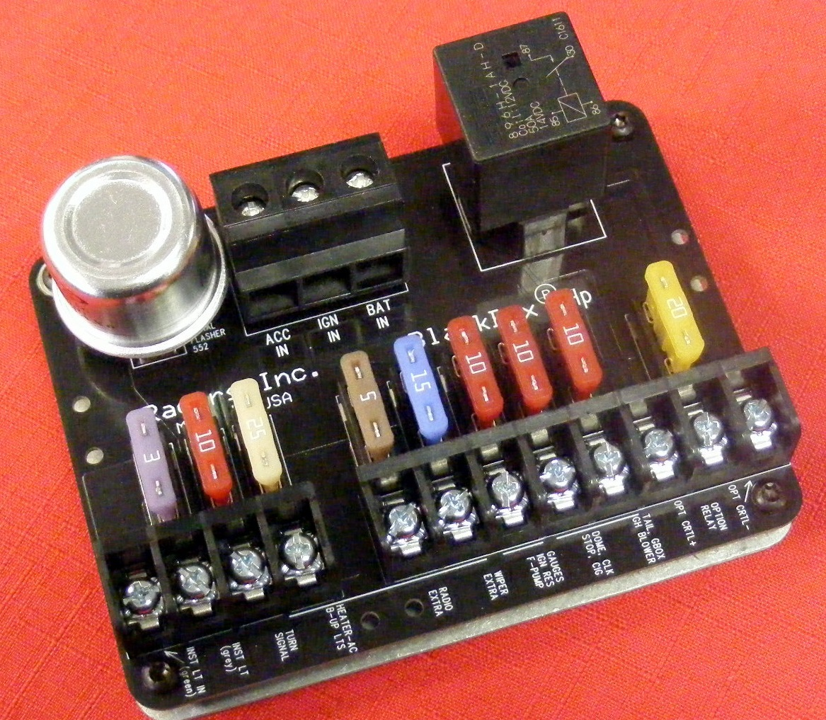 Racer's Inc | Custom Car Wiring | Enos BlackBox